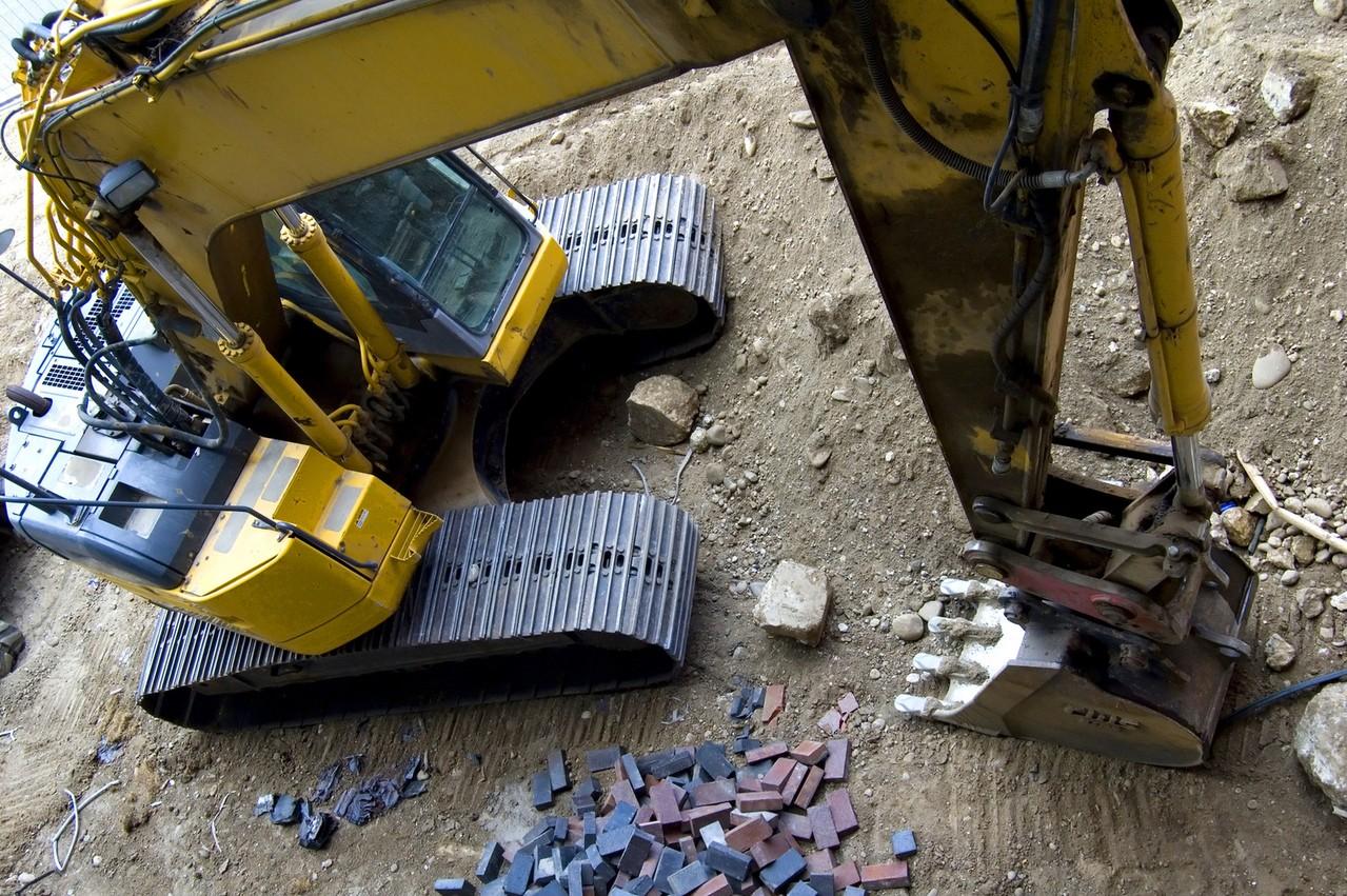 Maszyny, których nie może zabraknąć na budowie